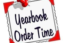Yearbook orders available