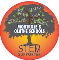 Montrose & Olathe Schools STEM Supporter; Science, Math, Arts, Technology, Engineering