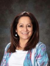 Principal Cheryl Gomez
